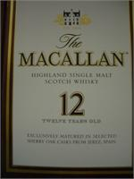 MACALLAN  12 YR 750ml