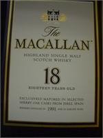 MACALLAN  18 YR 750ml