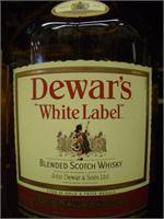 DEWARS WHITE  LABEL 1 L