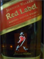 JOHNNIE WALKER RED 1 L