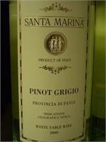 SANTA MARINA PINOT GRIGIO 1.5 L