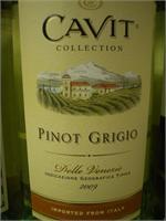CAVIT PINOT GRIGIO 1.5 L