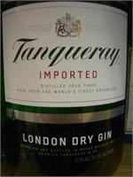 TANQUERAY GIN 50 ml