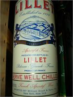LILLET APERITIF WHITE 750ml