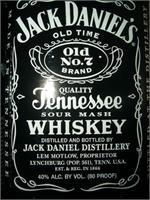 JACK DANIELS #7 1 L