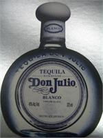 DON JULIO BLANCO TEQUILA 375ml