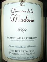 MADONE BEAUJOLAIS-VILLAGES 750ml