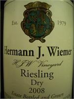 HERMANN J. WIEMER  RIESLING DRY 750ml
