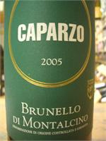 BRUNELLO DI MONT. CAPARZO 2013 WA92 WS93 750ml