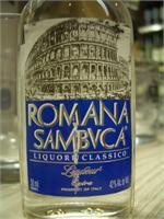 SAMBUCA ROMANA 50 ml