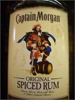 CAPTAIN MORGAN SPICE RUM 1 L