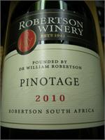 ROBERTSON PINOTAGE 750ml