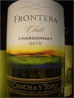 CONCHA Y TORO FRONTERA  CHARDONNAY 187ml