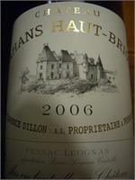 BAHANS DE HAUT BRION 2006 750ml