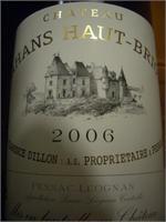 BAHANS DE HAUT BRION 2006 750ml