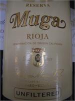 MUGA RESERVE RIOJA 2014 WA91 750ml