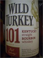 WILD TURKEY 101 PRF. 750ml