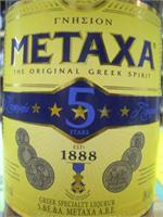 METAXA 5 STAR 750ml