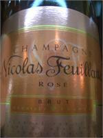 NICOLAS FEUILLATTE ROSE BRUT 750ml