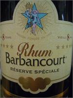 RHUM BARBANCOURT  5 STARS 8YRS 750M