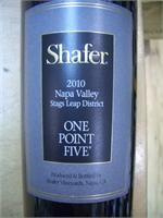 SHAFER CAB ONE POINT FIVE STAG'S LEAP 2014 JS95 750ml