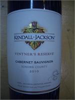 KENDALL JACKSON CAB. SAUV. 750ml
