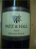 PATZ & HALL DUTTON RANCH CHARDONNAY JD95 2019 750ml