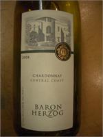 BARON HERZOG CHARDONNAY 750ml