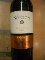 NORTON MALBEC RESERVA 2014 WS90 750ml