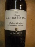 ALBARINO CASTRO MARTIN 750ml