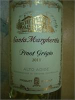 SANTA MARGHERITA PINOT GRIGIO 750ml