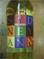 SYDNEY ANN PINOT GRIGIO 750ml