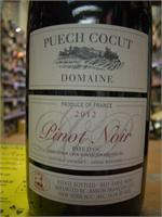 PUECH COCUT PINOT NOIR 750ml
