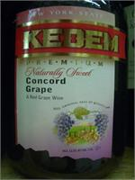 KEDEM NATURALLY SWEET CONCORD 1.5 L