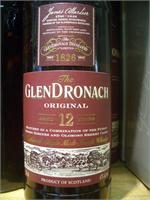 GLENDRONACH 12YR 750ml