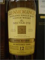 GLENMORANGIE 12YR NECTAR D'OR 750ml