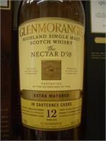 GLENMORANGIE 12YR NECTAR D'OR 750ml