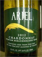 ARIEL  CHARDONNAY NON-ALCO. 750ml