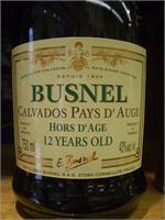 CALVADOS BUSNEL HORS D' AGE 750ml