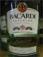 BACARDI SILVER 1.75L