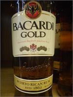 BACARDI GOLD 1 L