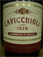 LAMBRUSCO 1928 CAVICCHIOLI 750ml