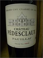 CHT. PEDESCLAUX 2014 PAUILLAC 750ml