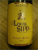 LOUIS SIPP PINOT BLANC 750ml