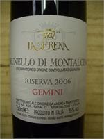 BRUNELLO DI MONT. LA SERENA 2012 750ml