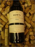 DOW'S COLHEITA 2002 TAWNY WS91 750ml