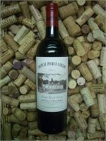 CHT. PICQUE CAILLOU PESSAC LEOGNAN 2012 WE90 750ml
