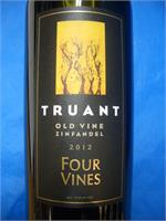 FOUR VINES OLD VINE ZINFANDEL 2014 WE91 750ml