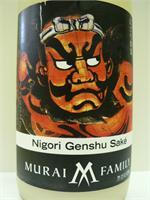 MURAI SAKE NIGORI GENSHU 750ml