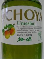 CHOYA UMESHU PLUM WINE 750ml